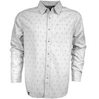 Ski The East Men's Showboat Oxford Long-Sleeve Shirt