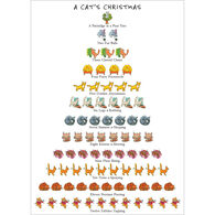 Allport Editions A Cat's 12-Days of Christmas Boxed Holiday Cards