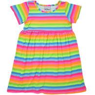 Flap Happy Toddler Girl's Laya Short-Sleeve Tee Dress