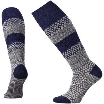 SmartWool Womens Popcorn Cable Knee-Hi Sock
