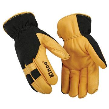 Kinco Mens Pro Series Lined Deerskin Glove