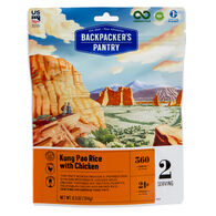 Backpacker's Pantry Kung Pao Chicken - 2 Servings