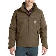 Carhartt Men's Big & Tall Quick Duck Jefferson Traditional Jacket