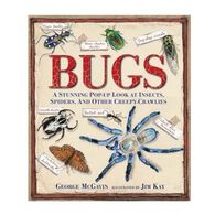 Bugs: A Stunning Pop-up Look at Insects, Spiders, and Other Creepy-Crawlies By George McGavin