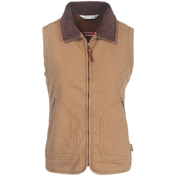 Woolrich Womens Dorrington Barn Vest