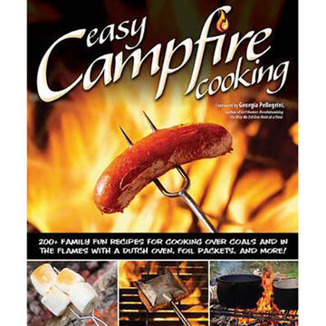Easy Campfire Cooking by Peg Couch