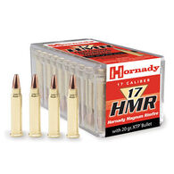 Hornady Varmint Express 17 HMR 20 Grain XTP HP Rimfire Ammo (50)