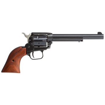 Heritage Rough Rider Blue 22 LR Small Bore 6.5 6-Round Revolver