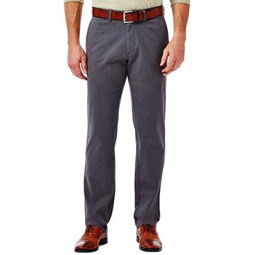 Haggar Mens Life Khaki Sustainable Chino Pant