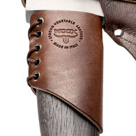 WOOX Genuine Leather Axe Collar