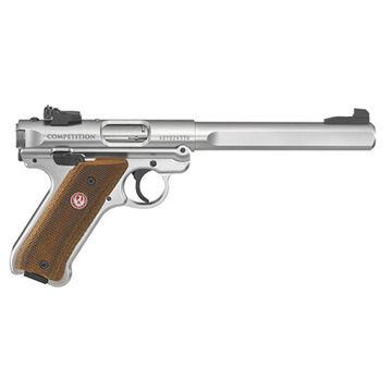Ruger Mark IV Competition 22 LR 6.88 10-Round Pistol
