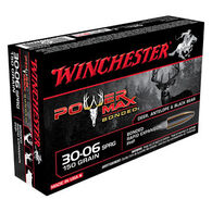Winchester Power Max Bonded 30-06 Springfield 150 Grain HP Rifle Ammo (20)