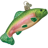 Old World Christmas Rainbow Trout Ornament