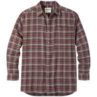 Mountain Khakis Men's Peden Plaid Long-Sleeve Shirt