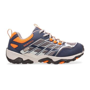 Merrell Boys Moab FST Low Waterproof Sneaker/Hiking Shoe