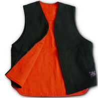 Johnson Woolen Mills Men's Reversible Vest