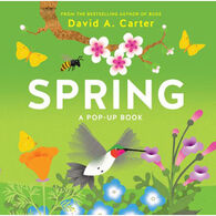 Spring: A Pop-up Book by David Carter
