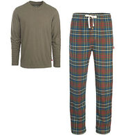 Woolrich Men's Fireside Flannel Pajama Set