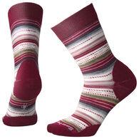 SmartWool Women's Margarita Crew Sock - Special Purchase
