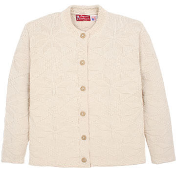 Binghamton Knitting Women's Aspen Cardigan Sweater