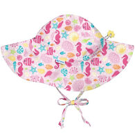 I Play Infant/Toddler Girl's Brim Sun Protection Hat