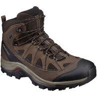 Salomon Men's Authentic Leather GTX Waterproof Hiking Boot