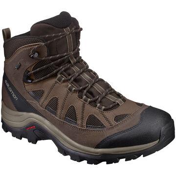Salomon Mens Authentic Leather GTX Waterproof Hiking Boot