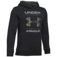 Under Armour Men's Camo Fill Logo Hoodie