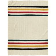 Pendleton Woolen Mills Knit Throw