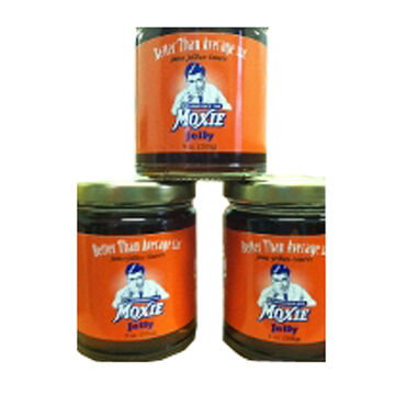 Better Than Average Moxie Jelly, 9 oz.