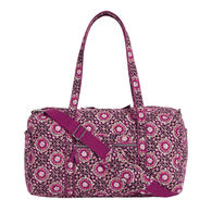 Vera Bradley Signature Cotton Medium 32 Liter Travel Duffel Bag