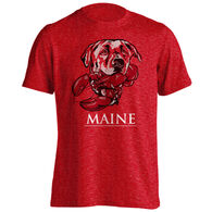 Maryland Brand Men's & Women's Lab Lobster Short-Sleeve T-Shirt