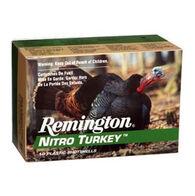 """Remington Nitro Turkey 12 GA 3-1/2"""" 2 oz. #5 Buffered Shotshell Ammo (10)"""