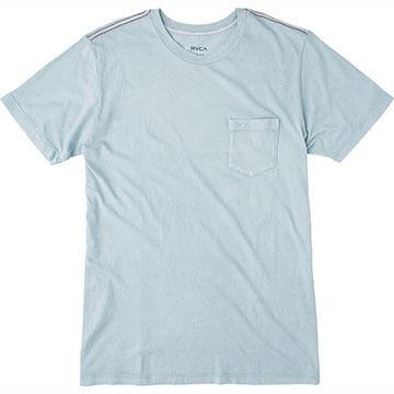 RVCA Mens Pic 2 Pigment Short-Sleeve T-Shirt