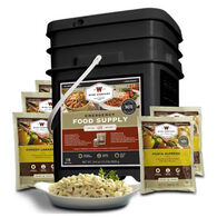 Wise 120 Serving Entree Only Grab & Go Food Kit