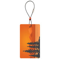 Lewis N. Clark Trees Luggage Tag