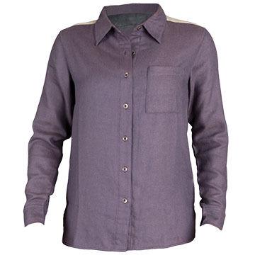 Flylow Sports Womens Brigitte Tech Flannel Shirt