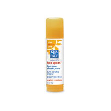 Kiss My Face SPF 30 Hot Spots Sunscreen