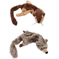 Zanies Unstuffies Dog Toy