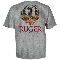 Ruger Men's American Short-Sleeve T-Shirt