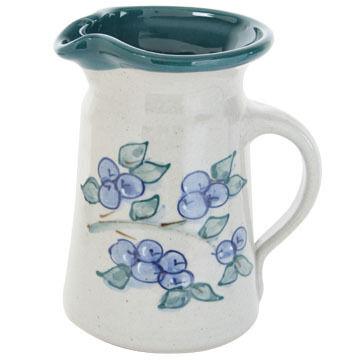 Great Bay Pottery Handmade Ceramic Juice Pitcher - 1pt.