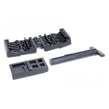 ProMag AR-15 / M16 Upper and Lower Receiver Magazine Well Vise Block Set