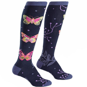 Sock It To Me Womens Madame Butterfly Sock