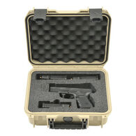 SKB iSeries 1209 Custom Waterproof Single Pistol Case