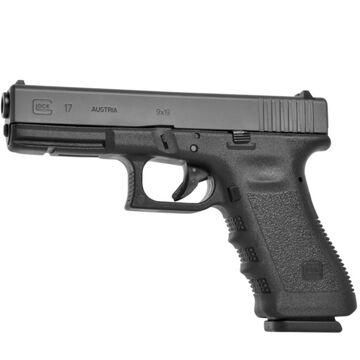 Glock 17 9mm 4.5 17-Round Pistol