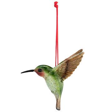 Big Sky Carvers Flying Hummingbird Ornament