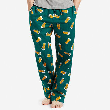 Life is Good Men's Tossed Beer Pints Classic Sleep Pant