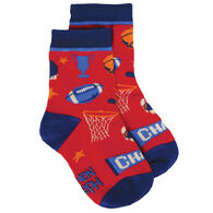 Stephen Joseph Toddler Sports Sock