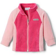 Columbia Infant/Toddler Girl's Benton Springs Fleece Jacket