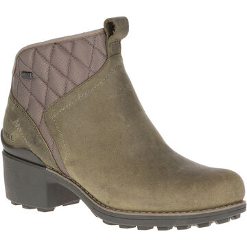 Merrell Women's Chateau Mid Pull On Waterproof Boot